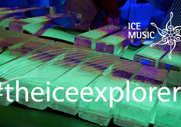 #theiceexplorers – Ice Music bjuder in skolelever till workshop under sportlovet 2015