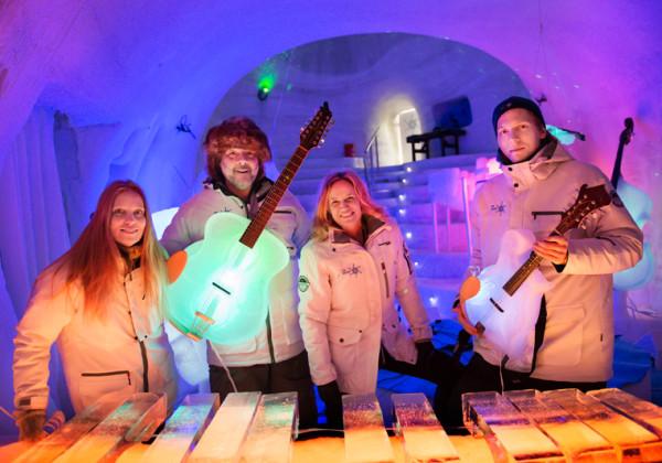Ice Music nominerade till Näringslivets Pris!