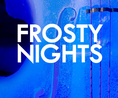 Ice Music: Frosty Nights Fredag 16/1