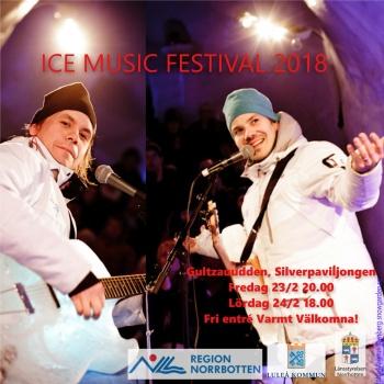 ICE MUSIC FESTIVAL 2018